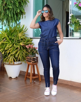 Blusa Muscle Tee Jeans