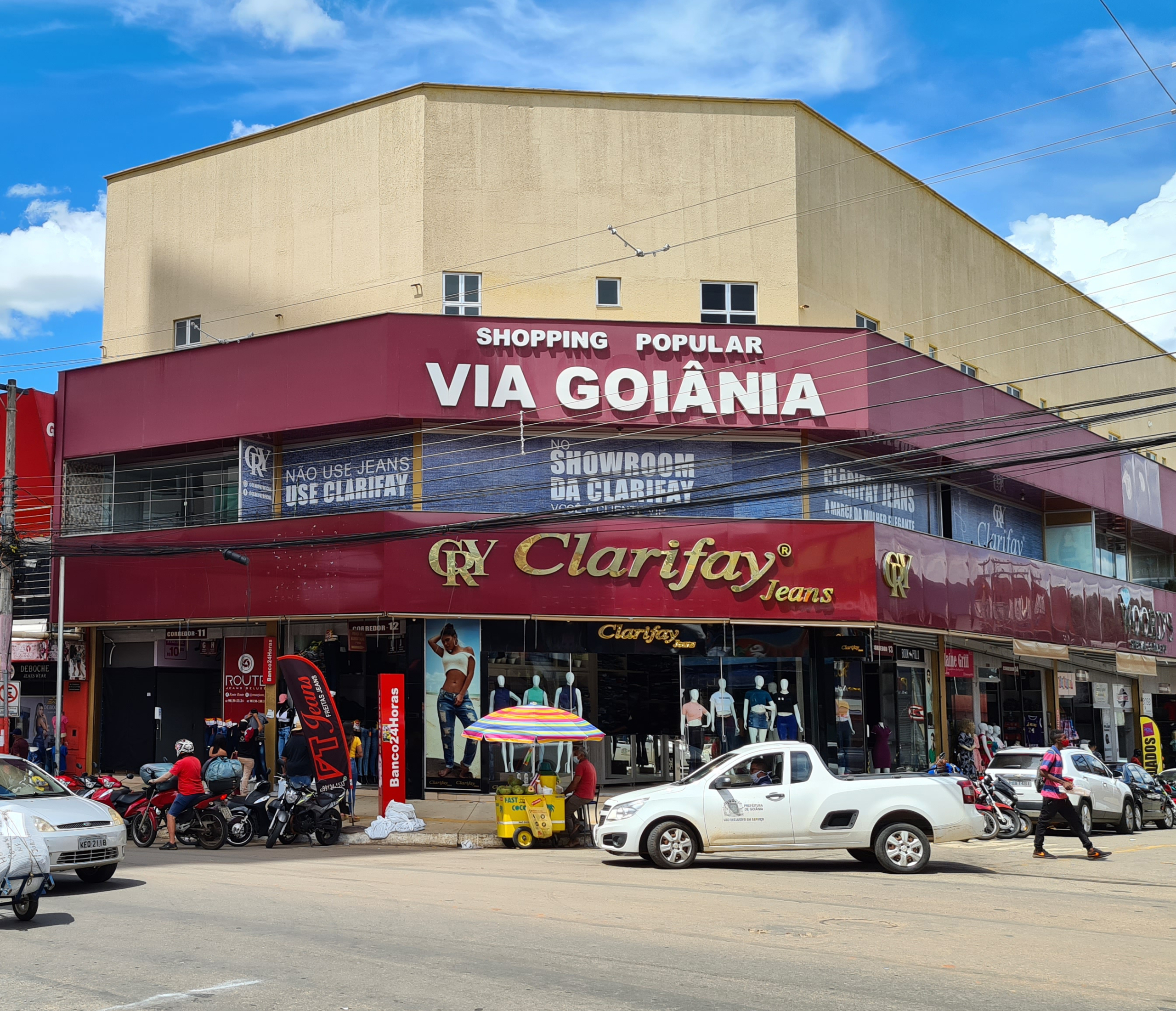 Galeria Via Goiânia