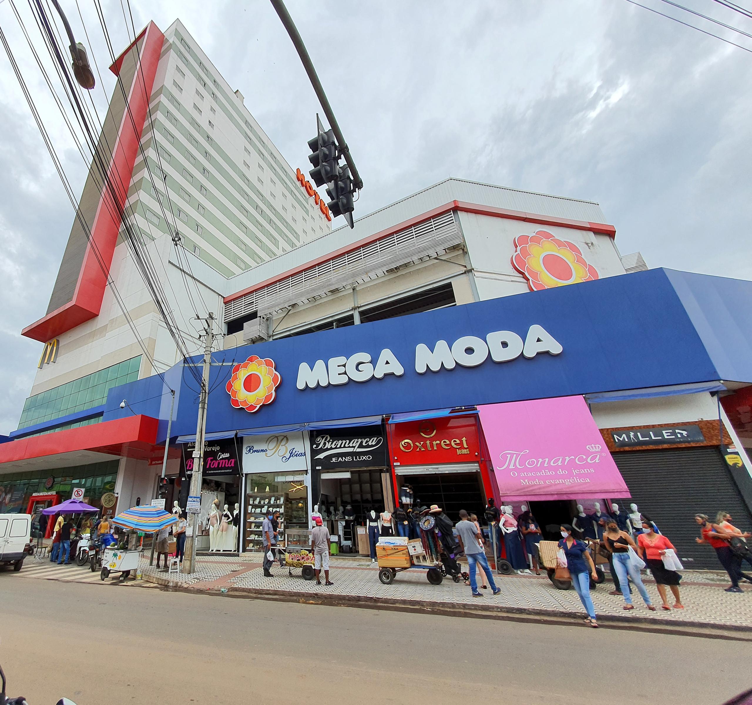 Mega Moda Shopping