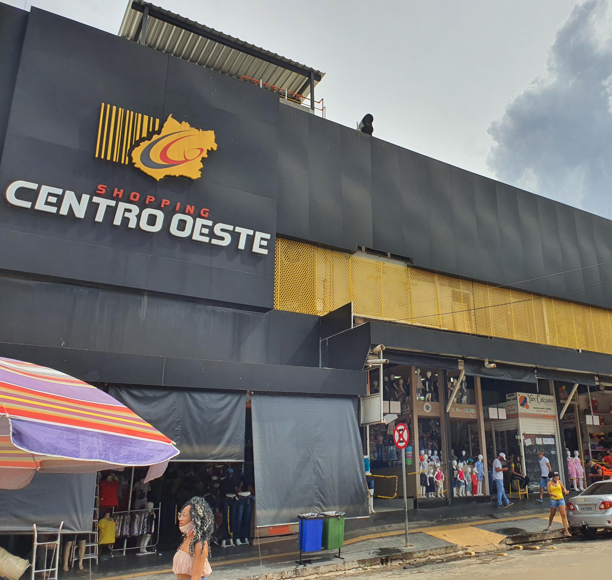 Shopping Centro Oeste