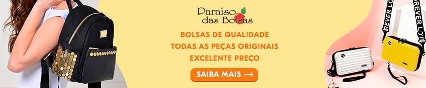 Bolsa Feminina no Atacado em Goiânia Loja Paraiso das Bolsas Mobile