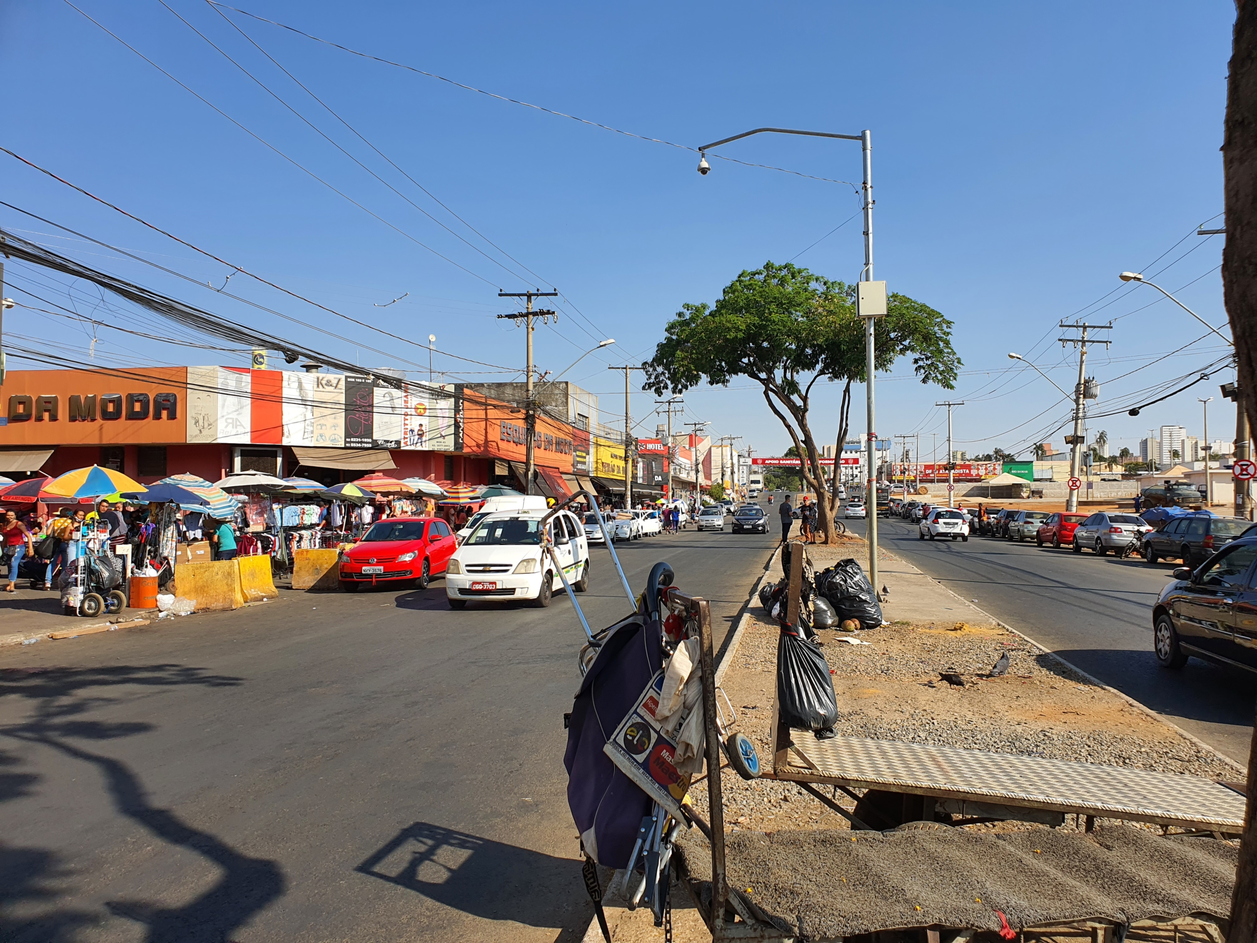 Rua 44 Goiânia – Conheça o maior Polo de Roupas no Atacado de Goiás.